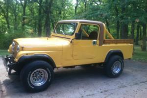 1982 Jeep CJ CJ8