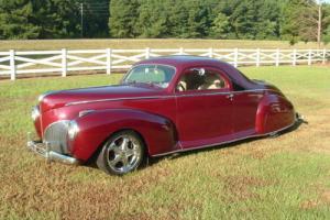 1941 Lincoln MKZ/Zephyr