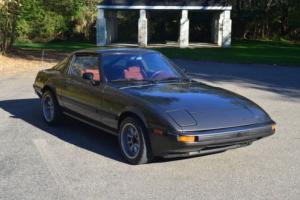 1984 Mazda RX-7 S model