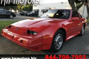 1986 Nissan 300ZX Base 2dr Hatchback Hatchback Manual 5-Speed V6 3.0
