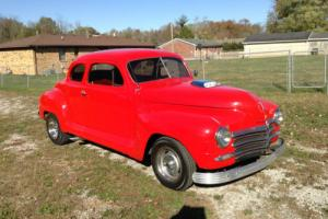 1947 Plymouth Other DELUXE COUPE