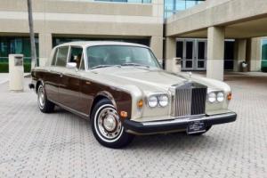 1980 Rolls-Royce Silver Shadow Silver Shadow II