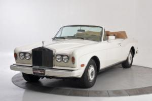 1987 Rolls-Royce Corniche Photo