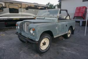 1970 Land Rover Other Series 2A 88