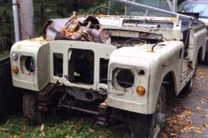 1978 Land Rover Defender