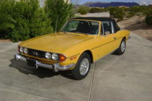 1971 Triumph Other SERIES 1