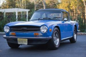 1973 Triumph TR-6 Photo