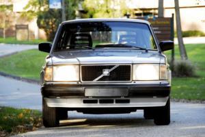 1986 Volvo 240 245 Photo
