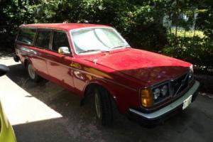 1978 Volvo 240 Photo