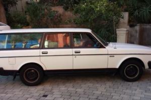 1988 Volvo 240 Photo