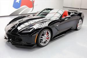 2014 Chevrolet Corvette STINGRAY Z51 CONVERTIBLE 3LT