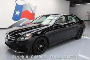 2014 Mercedes-Benz E-Class E350 SPORT SUNROOF ALLOY WHEELS