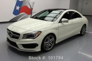 2014 Mercedes-Benz CLA-Class CLA45 AMG AWD PANO SUNROOF NAV Photo