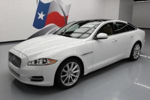 2013 Jaguar XJ 3.0 CLIMATE LEATHER PANO ROOF NAV