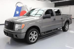 2014 Ford F-150 STX SPORT SUPERCREW 5.0 SIDE STEPS