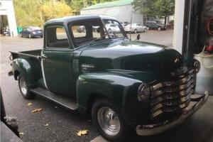 1950 Chevrolet Other Pickups 3100 1/2 Ton