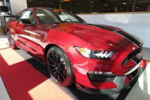 2017 Ford Mustang Shelby GT350 5.2L V8 CONVENIENCE PKG COUPE