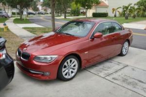 2011 BMW 3-Series 328I PREMIUM HARD TOP CONVERTIBLE NAV