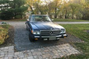 1985 Mercedes-Benz 300-Series 380 SL
