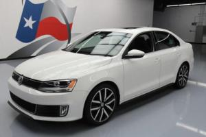 2012 Volkswagen Jetta GLI AUTOBAHN SUNROOF HEATED SEATS