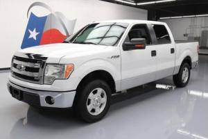 2013 Ford F-150 XLT CREW TEXAS TOW HITCH BEDLINER