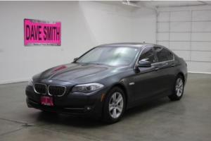 2011 BMW 5-Series 4dr Sdn 528i RWD