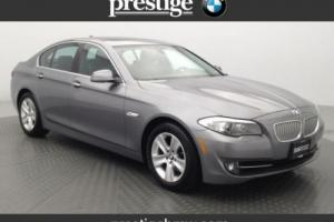 2013 BMW 5-Series 528i xDrive Photo