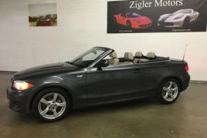 2013 BMW 1-Series 128i Convertible/ NAVIGATION