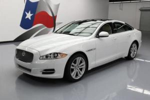 2013 Jaguar XJ VENT SEATS PANO SUNROOF NAV REAR CAM