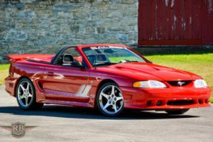 1996 Ford Mustang Speedster Photo