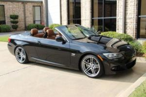 2013 BMW 3-Series 335is Convertible