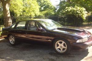 1995 Chevrolet Impala Caprice / Impala SS
