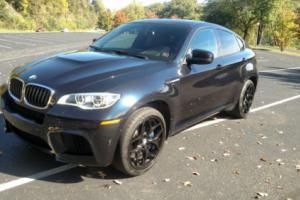 2014 BMW X6 X6M