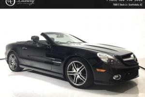 2011 Mercedes-Benz SL-Class SL550 Sports Pkg Pano Roof Parking Sensors 10 09 12