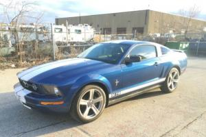 Ford: Mustang V6 COUPE DELUXE