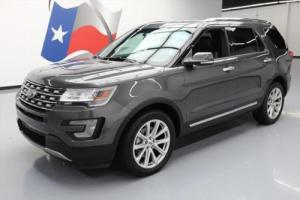 2016 Ford Explorer LIMITED AWD NAV 3RD ROW 20'S