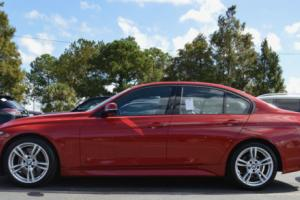 2013 BMW 3-Series MSport Pkg