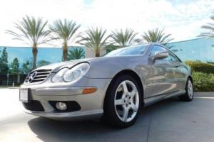 2005 Mercedes-Benz CLK-Class 5.0L