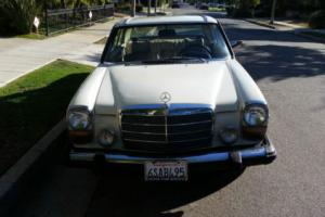 1975 Mercedes-Benz C-Class