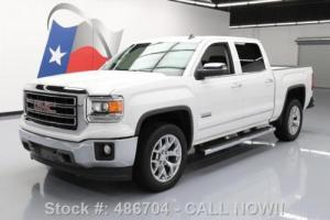 2014 GMC Sierra 1500 SIERRA SLT CREW TEXAS EDITION LEATHER NAV