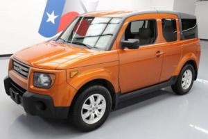 2007 Honda Element EX 2.4L CRUISE CTRL ALLOYS