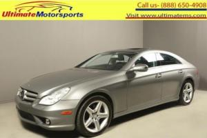 2011 Mercedes-Benz CLS-Class 2011 CLS550 AMG NAV SUNROOF LEATHER HEATCOOL SPORT