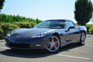 2010 Chevrolet Corvette 2dr Coupe w/1LT