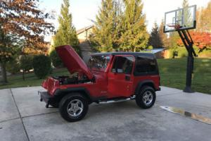 1995 Jeep Wrangler 4X4 Hard Top only 67,170 Miles