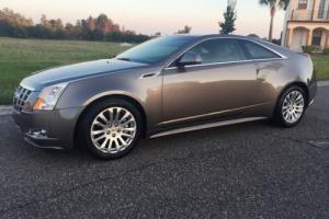 2012 Cadillac CTS CTS Performance Coupe