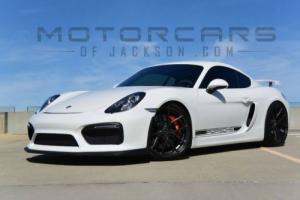 2014 Porsche Cayman S w/ TechArt GT4 Pkg