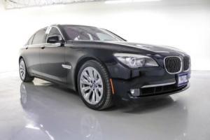 2011 BMW 7-Series 750Li ActiveHybrid