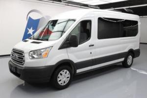 2016 Ford Transit XLT ECOBOOST 15-PASS MEDIUM ROOF!