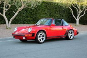 1982 Porsche 911 carerra targa