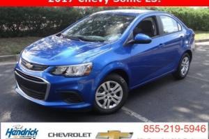 2017 Chevrolet Sonic 4dr Sedan Automatic LS Photo